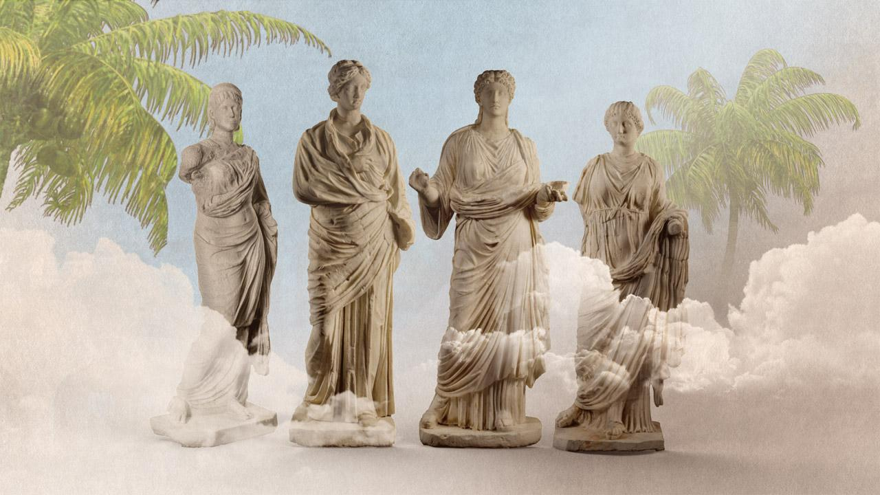 ancient marbles classical sculpture and antiquities view