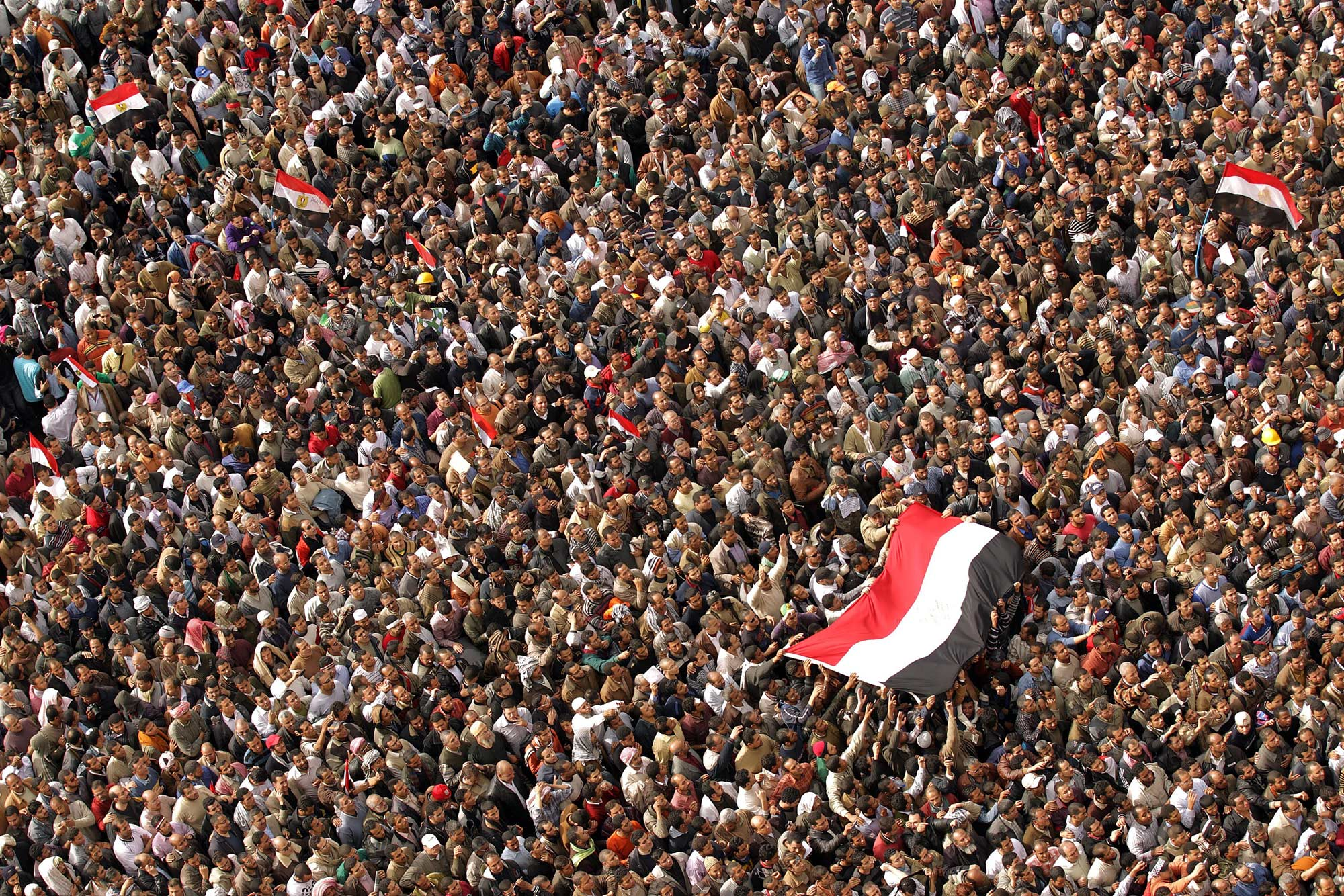 Democracy: A view from Cairo