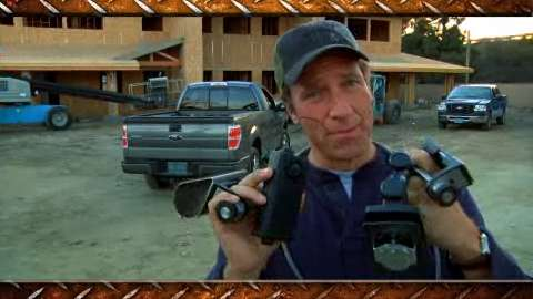 Work Truck Security Demonstration with Mike Rowe