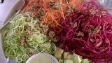 Thumbnail of Donna Hay's Curly Rainbow Salad Recipe