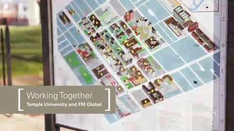 Working Together: Temple University and FM Global