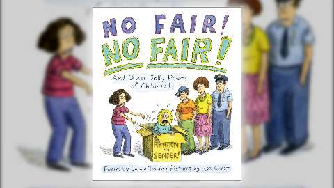 No Fair No Fair And Other Jolly Poems Of Childhood Scholastic Asia
