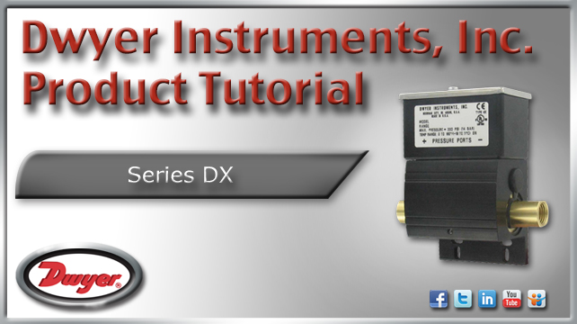 Switches | Dwyer Instruments