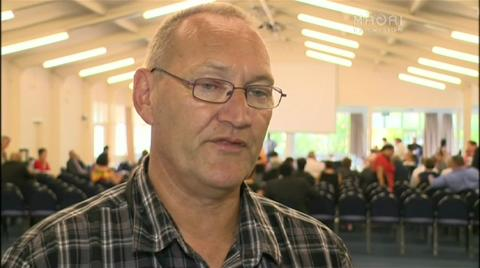 Video for Iwi Leaders tread water at Waitangi