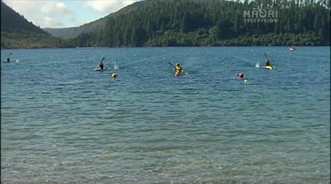 Video for NZ Canoe Sprint Champs 2013