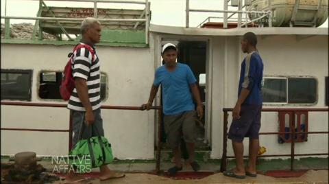 Video for New Zealand Government ignores Maritime dangers in Tonga