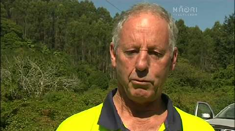 Video for Forestry worker killed