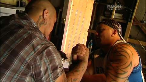 Video for Rotorua arm wrestlers looking to take on world