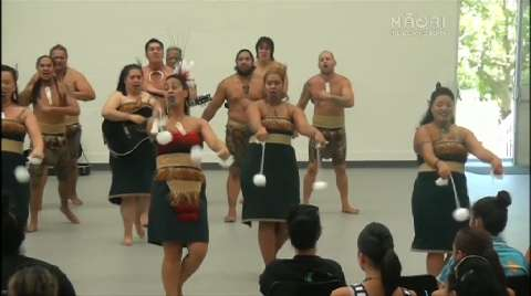 Video for MATA HAKA 4: Tūranga Ake
