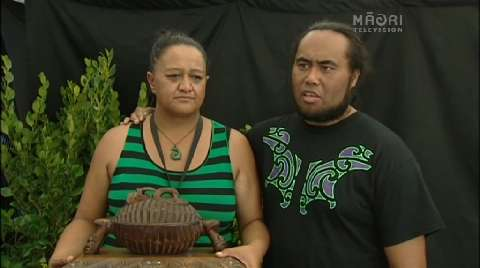 Video for Waka Huia celebrates its win