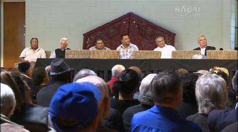 Video for How will Tainui be governed ?