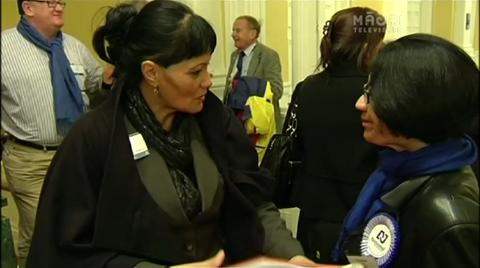 Video for Hauiti on verge of Parliament entry