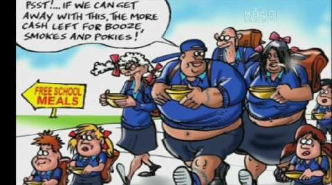 Video for Cartoons spark public outrage
