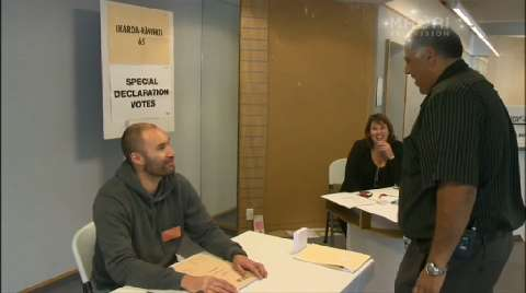 Video for Advanced voting began today for Ikaroa-Rāwhiti by-election