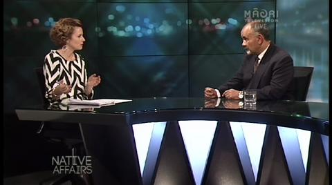 Video for Native Affairs - Te Ururoa Flavell discusses settlement process