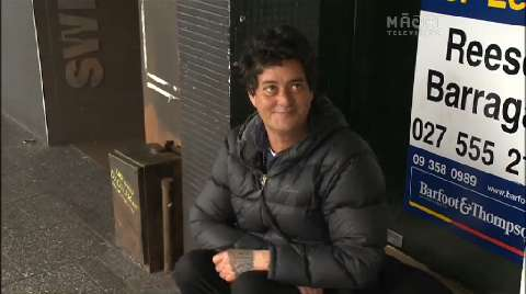 Video for Auckland's homeless plan petition