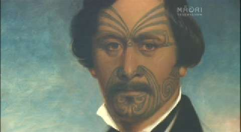 41ef856a1c9fc Video for Early Māori portraits preceding Goldie's work now on exhibit