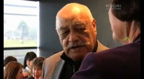 Video for Ngāti Porou and CYF sign MoU