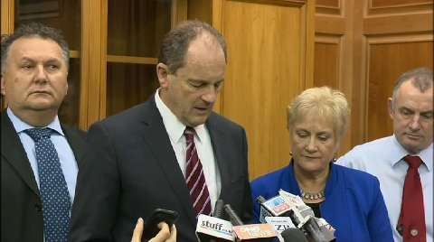 Video for GCSB result signals end for Shearer
