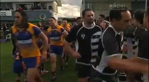 Video for Pacific Sharks win grand-final