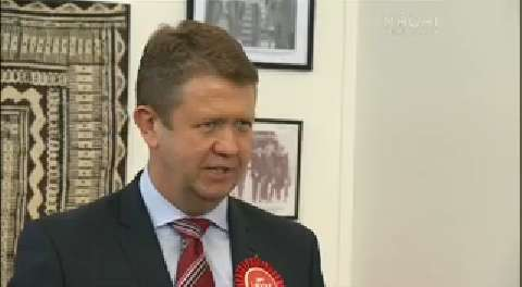 Video for Cunliffe elected Labour leader