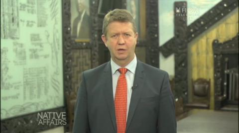 Video for Native Affairs - Labour's new leader David Cunliffe
