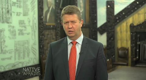 Video for Native Affairs - Extended Interview with David Cunliffe