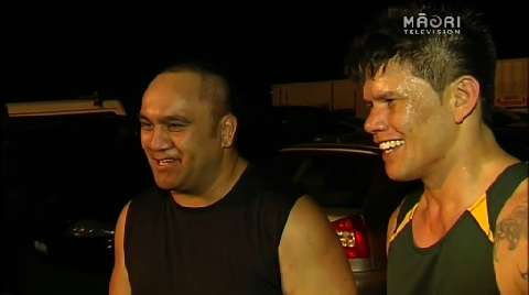 Video for Iwi radio hosts go head-to-head for charity
