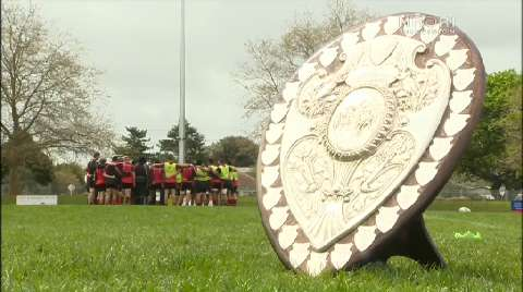 Video for Ranfurly Shield still in Counties-Manukau's grasp