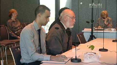 Video for Tainui bid to settle claims