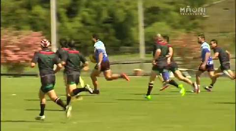 Video for Māori league tournament kicks off