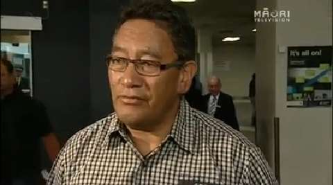 Video for Mana and Māori party put feuding aside