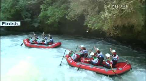Video for IRF World Rafting Championships