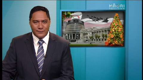 Video for Christmas wishes from Māori MPs and community leaders