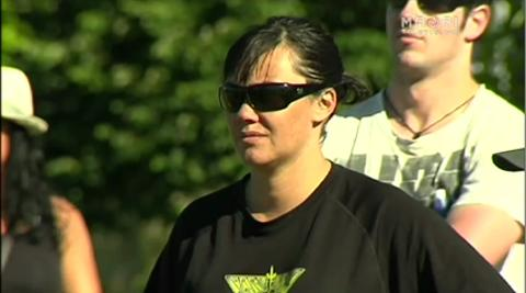 Video for Rotorua welcomes extreme workout