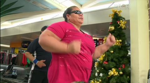Video for Māngere battles obesity stats