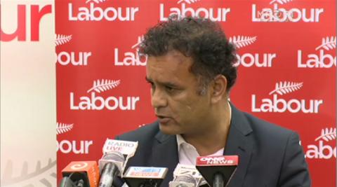 Video for Matt McCarten appointed as Labour's Chief of Staff