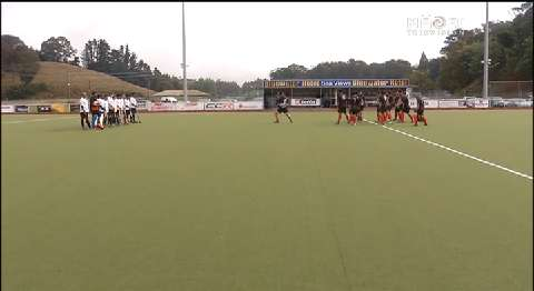 Video for NZ Māori Mens hockey team beat NZ India