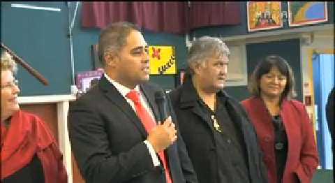 Video for Peeni Henare to stand for Labour in Tāmaki Makaurau