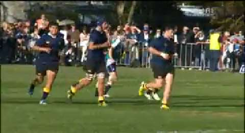 Video for Momentous clash between King's College & Auckland Grammar