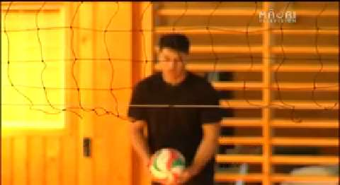 Video for Te Teko teen prepares to represent North Island Volleyball