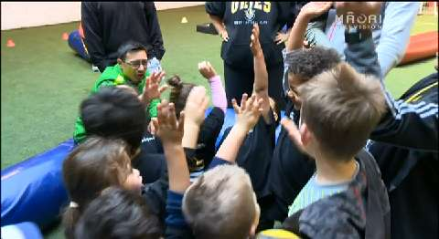 Video for Ories set up rugby 'nursery' for under fives