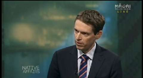 Video for Native Affairs - Colin Craig Panel