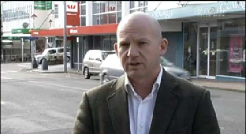 Video for Act Party leader wants one law for all