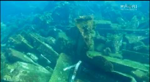 Video for Govt's decision to remove part of Rena wreckage uneases iwi