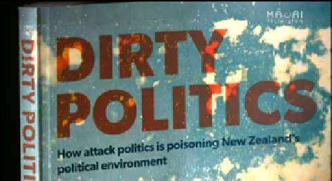 Video for New book reveals dirt on NZ politicians