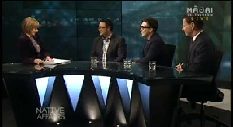 Video for Native Affairs - Dirty Politics Panel