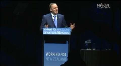 Video for National woos first-time home buyers at election campaign launch