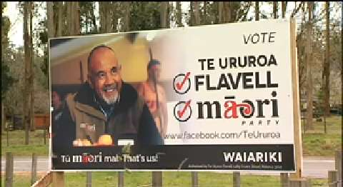 Video for Unemployment major issue for Waiariki voters