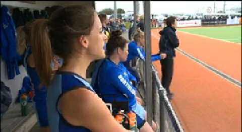 Video for Northland Women's Hockey team dash to the top